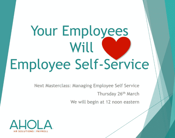 Why Your Employees Will Love Employee Self-Service